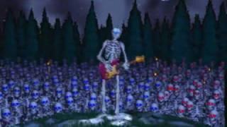 mr. Bones Game Sample - Sega Saturn