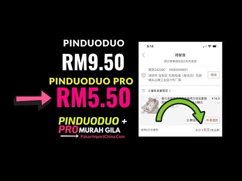 Kes Kajian Baju Tidur Bayi Pinduoduo RM9.50 Pinduoduo Pro RM5.50