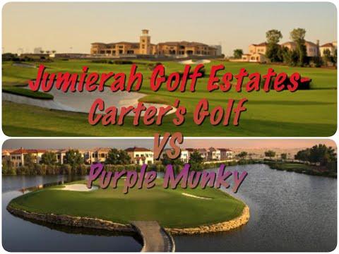 Part 3 - Matchplay at Jumierah Golf Estates, Dubai vs Purple Munky