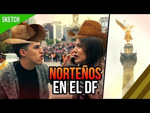 Norteños en la Ciudad de México