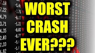 IS THE WORST STOCK MARKET CRASH IN HISTORY COMING??? - MongoDB IPO - Amazon WindFarms