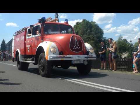 FIRE TRUCK SHOW - GLOWCZYCE, POLAND
