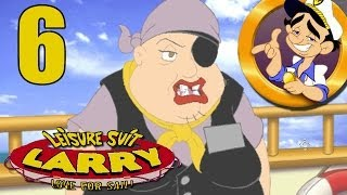 Leisure Suit Larry - Love for Sail -6- &$!*% PEGGY