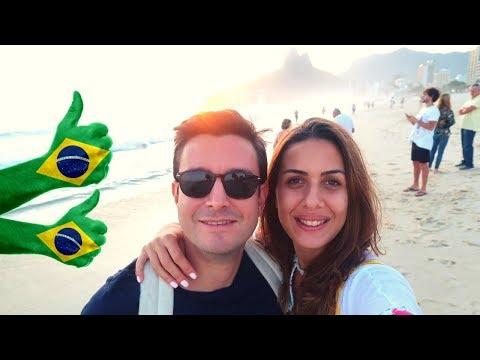 Rio De Janeiro   Altını üstüne Getirdik   What To Do   Copacabana & Ipanema & Sugar Loaf & Corcovado