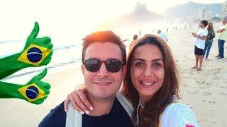 Rio de Janeiro | Altını üstüne getirdik | What to do | Copacabana & Ipanema & Sugar Loaf & Corcovado