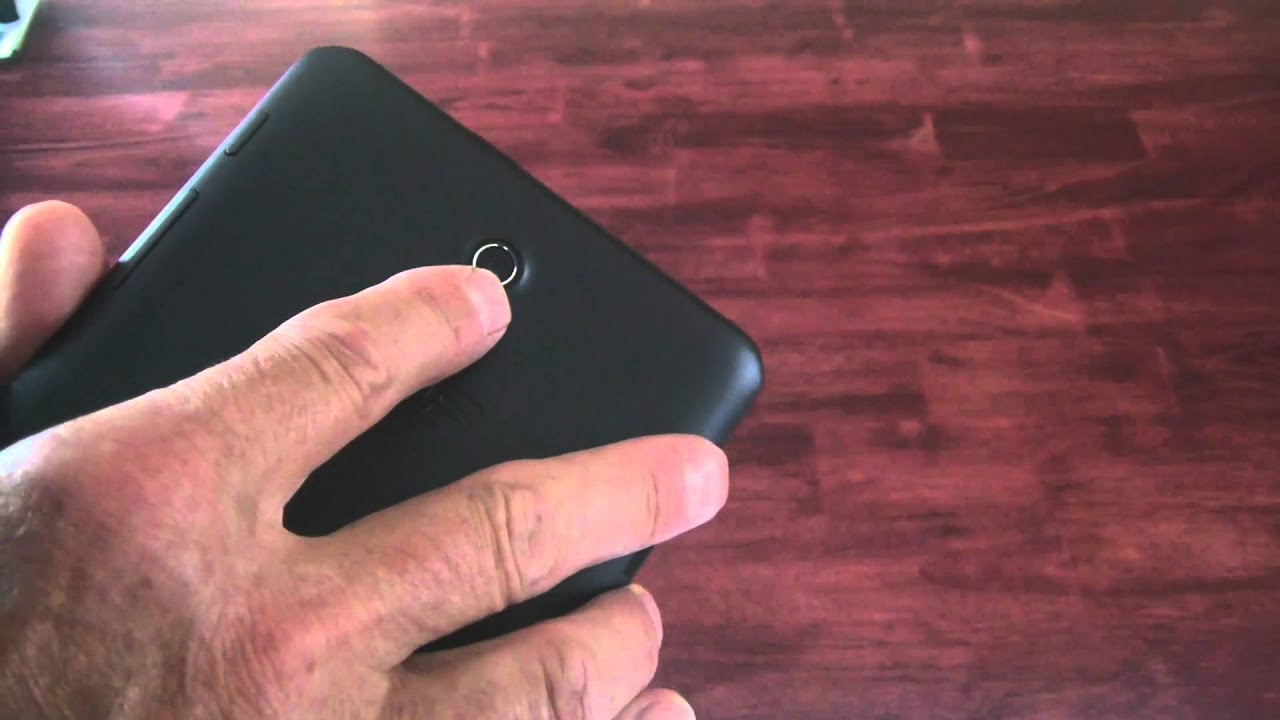 Unboxing and Review Asus MemoPad HD7 tablet