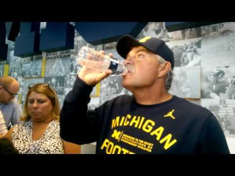 TheWolverine.com Video: Don Brown