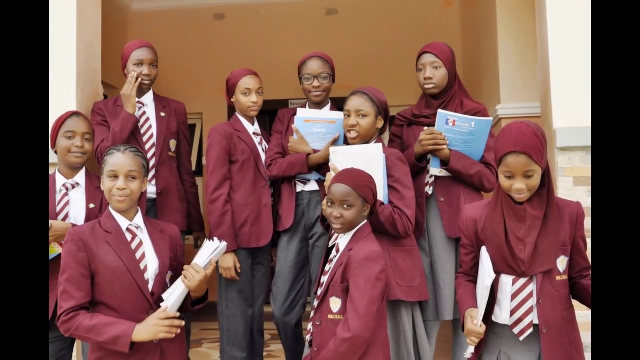 NobleHall Leadership Academy for Girls, Abuja, Nigeria - YouTube