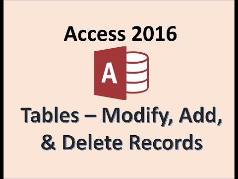 access-2016---tables---how-to-insert-add-edit-&-delete-records-in-a-table---create-rows-and-columns