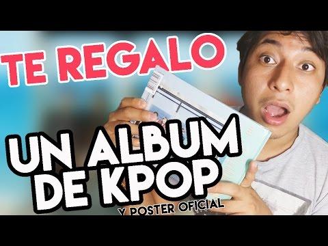 Te REGALO un ALBUM DE KPOP // KPOP GIVEAWAY // Shiro No Yume