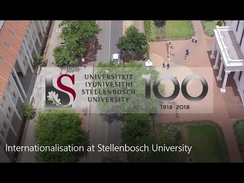 Internationalisation At Stellenbosch University