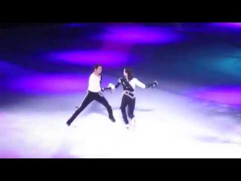 Tessa Virtue & Scott Moir - Stars on Ice 2018 - Vancouver, BC