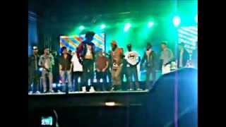 "Uragano 2012 - Les Twins Solo - ""H8TERS MAKE YA FAMOUS"""