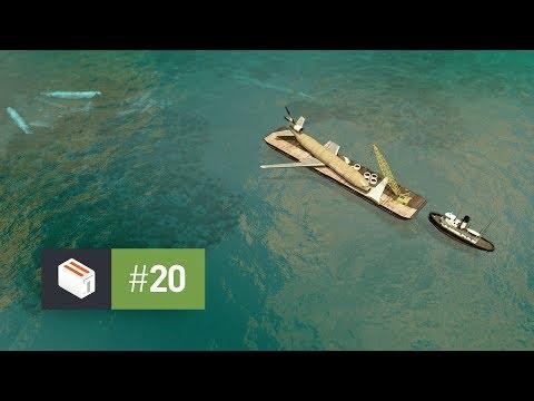 Cities Skylines: Seenu — EP 20 — Artificial Reef