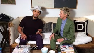 'Empire' Star Jussie Smollett Comes Out: 'There's Never Been a Closet That I've Been In'