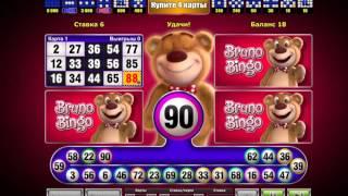 Обзор онлайн-игры Bruno Bingo (Novomatic)
