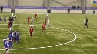 Звезда (Киев) 3-1 Кристалл (Херсон). 23.12.2016