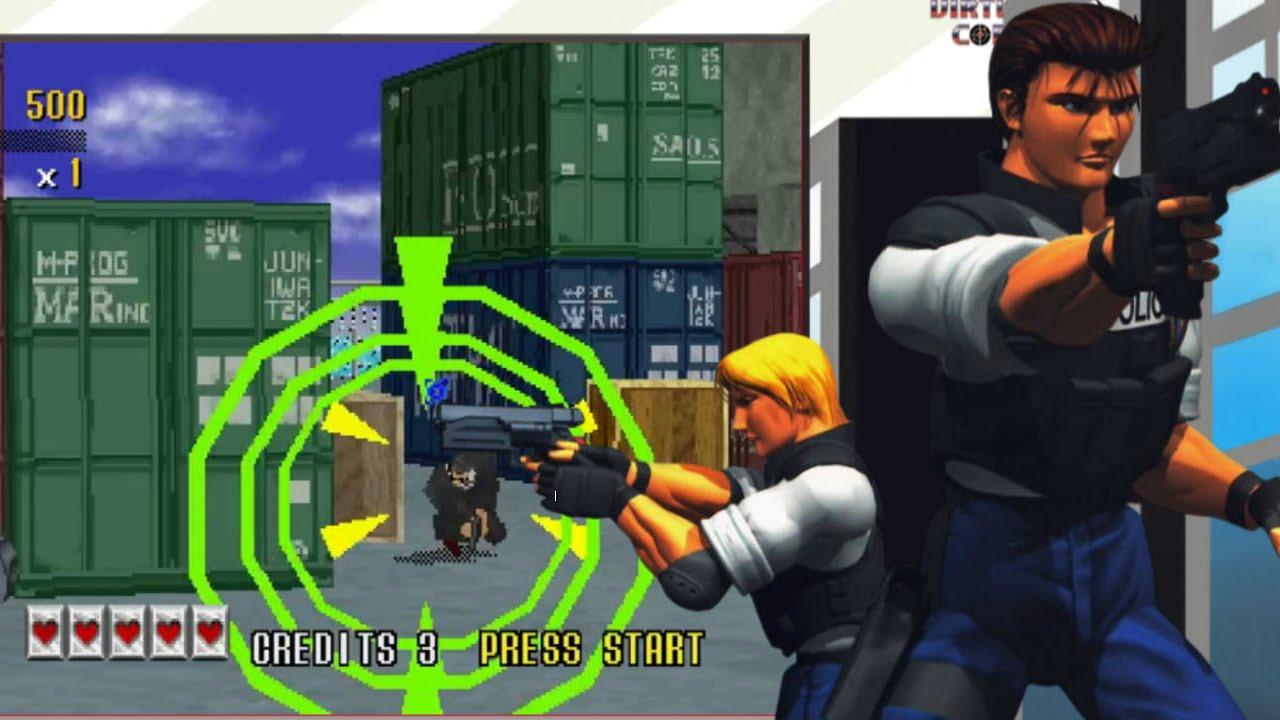 best ps2 light gun games