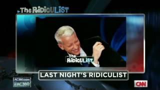 The RidicuList: Cooper