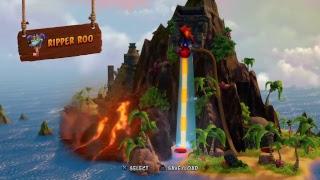 Crash Bandicoot N Sane Trilogy Gameplay.