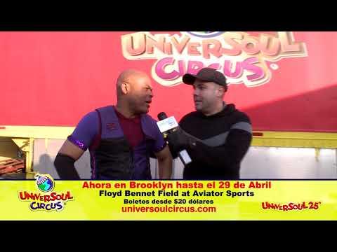 VYM Universoul Circus Brooklyn Joel Santiago