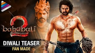 Baahubali 2 Motion Teaser | #Baahubali2 Diwali Special | Fan Made | Prabhas | Anushka | SS Rajamouli