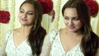Sonakshi Sinha At Ekta Kapoor Diwali Party 2017