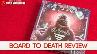 Super Motherload Board Game Video Review