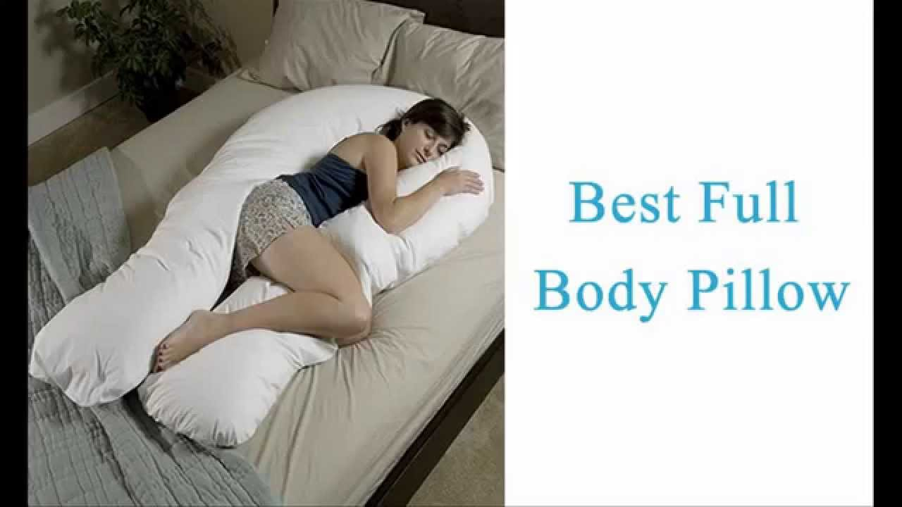 Best U Shaped Full Body Pillow - YouTube