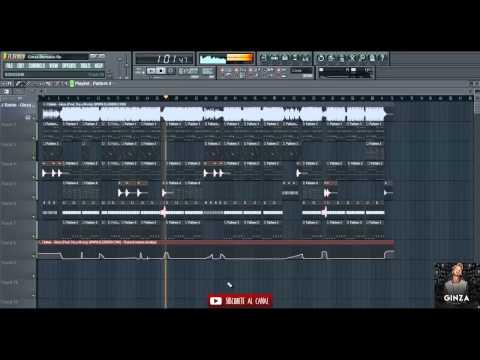 Ginza - J Balvin | Remake Instrumental FLP+MP3 | Prod Aitron Beatz