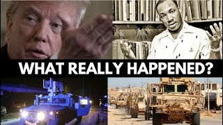 Where Is Trump Moving Troops Now? Really Remembering MLK50