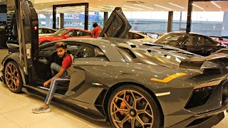 BUYING LAMBORGHINI AVENTADOR SVJ IN DUBAI!!
