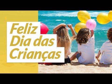 Feliz Dia das Crianças (2020) Mensagem para Crianças Pequenas e Grandes