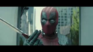 Deadpool 2 vs X-Men Origins: Wolverine Wade Wilson Slicing A Bullet