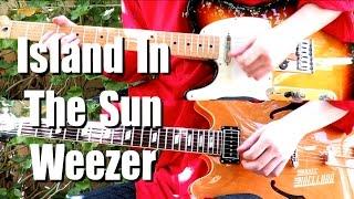 Island In The Sun - Weezer  ( Guitar Tab Tutorial & Cover ) | Jorge Orellana