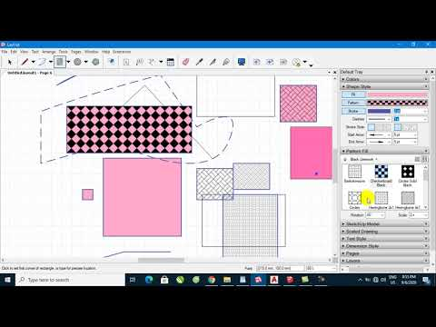 Hướng dẫn các công cụ ghi chú hữu ích trong Layout Sketchup