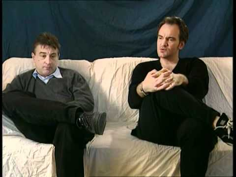 Robert De Niro & Quentin Tarantino Interview (1997)