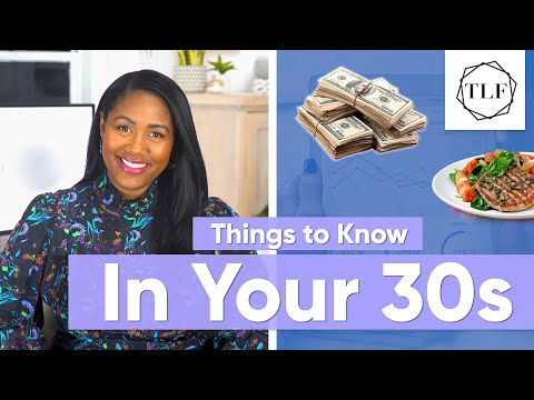 7 Things To Know Before You Enter Your 30s