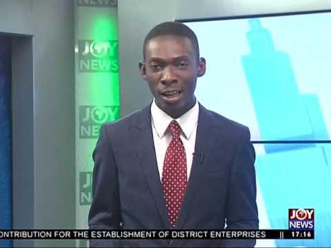 Commodity Prices - Business Live on JoyNews (18-7-17)