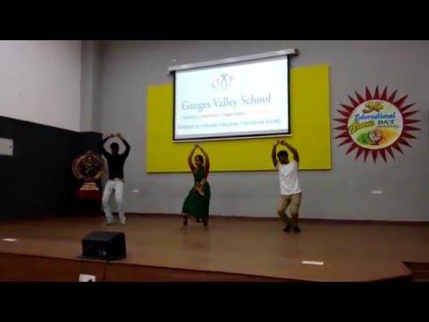 Dheem Ta Dare tani Dheem Dance | A.R. RAHMAN | (HD)