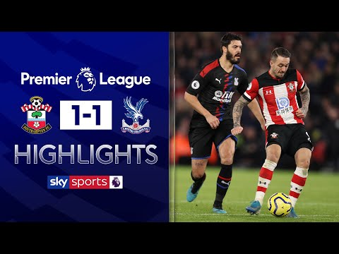 Saints resurgence continues with entertaining draw | Southampton 1-1 Crystal Palace | EPL Highlights