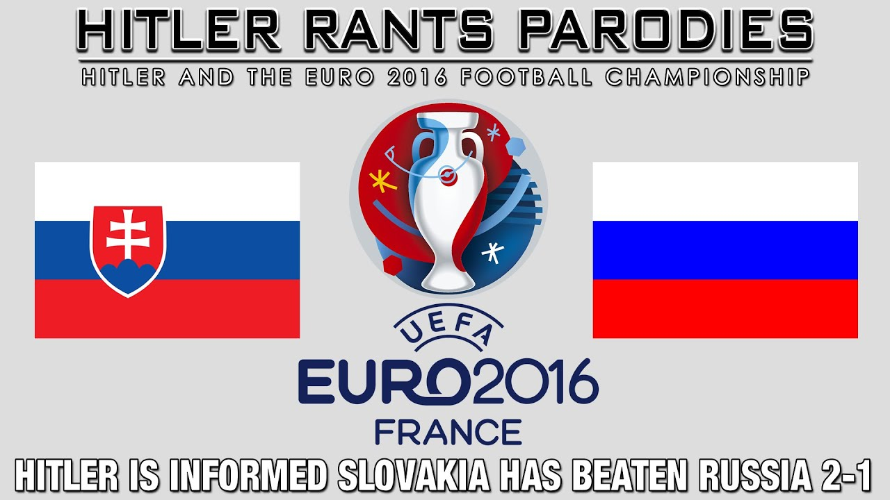 Hitler is informed Slovakia has beaten Russia 2-1