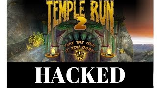 HOW TO HACK TEMPLE RUN 2.. UNLIMITED COINS AND GEMS... 100%WORKS
