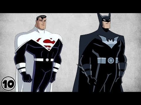 Top 10 Alternate Versions Of The Justice League