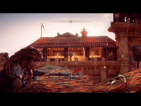Horizon: Zero Dawn (PS4) #28 - Отбирать у богатых