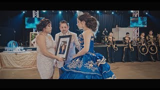 Mother & Daughter Dance Itzel Sweet 15 Cant Help Falling In Love Kina Grannis Video (615)6692051