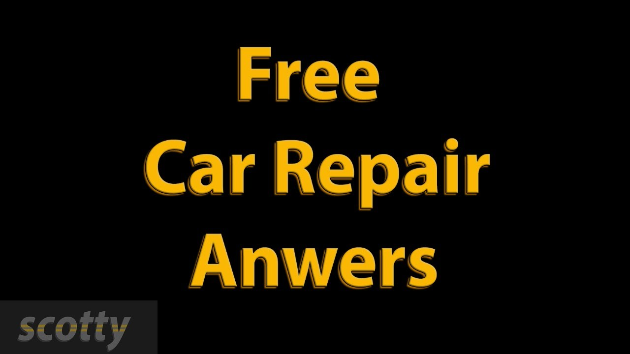 free car repair near me