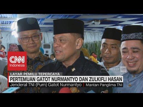 Gatot Nurmantyo & Zulkifli Hasan Bertemu, Bahas Apa? Mp3