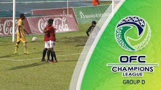 Video 2017 OFC CHAMPIONS LEAGUE | Group D MD3 | Rewa FC v Erakor Golden Star Highlights download MP3, 3GP, MP4, WEBM, AVI, FLV April 2018