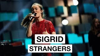 Sigrid - Strangers | The 2017 Nobel Peace Prize Concert